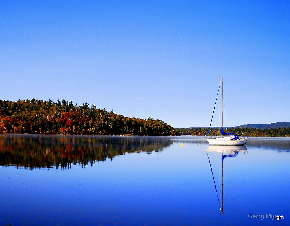 """"""" the last sail """" by Gerry Myers"""