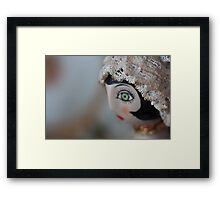 Dollie Framed Print