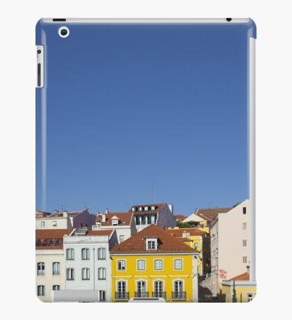 Colourful buildings iPad Case/Skin