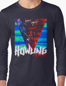 Howling in Japan Long Sleeve T-Shirt