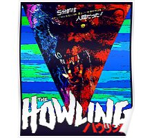 Howling in Japan Poster