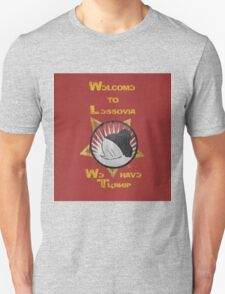Welcome to Lessovia! T-Shirt