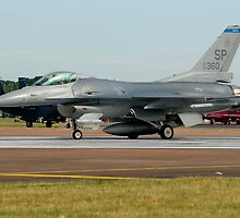 F-16 Fighting Falcon USAF by DonMc