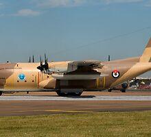 C-130 Hercules RJA by DonMc