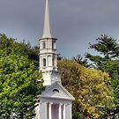 Martha-Mary Chapel by Monica M. Scanlan