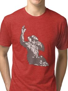Monkey Music Tri-blend T-Shirt