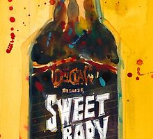 Sweet Baby Jesus by DuClaw Brewing Beer by Dorrie  Rifkin