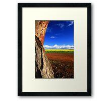 Colours Of Australia Framed Print
