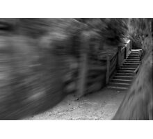 Stairway to Oblivion Photographic Print