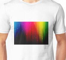 colors rainbow Unisex T-Shirt