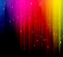 colors rainbow by davidmichel