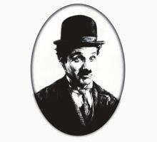 Charlie Chaplin by Tarryn Gordon