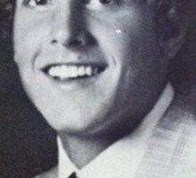 Jim Harbaugh Michigan Profile Sticker
