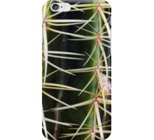 Rows of Ouch! iPhone Case/Skin