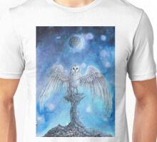 White Owl Moon Unisex T-Shirt