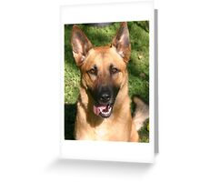 Trigger Greeting Card