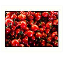 Fruit Berry Art Print