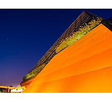 Imagination Pavilion Pyramid Photographic Print