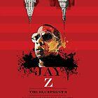 Jay-Z poster by JZdezigns