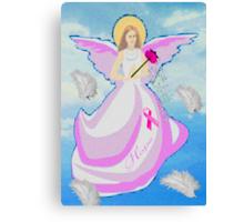 Angel of Hope Canvas Print