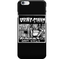 Urine Stains iPhone Case/Skin