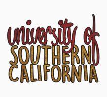 University of Southern California by katiefarello
