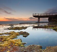 North Beach Jetty by Jonathan Stacey