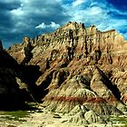 The Badlands by NinaOswald