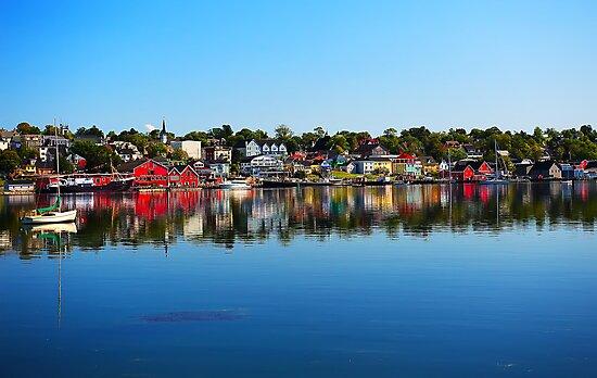 Lunenburg - Nova Scotia by Luca Renoldi