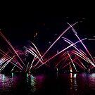Fireworks 26 by David Freeman