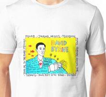 David Byrne Pop Folk Art Unisex T-Shirt