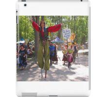Walking Tall iPad Case/Skin