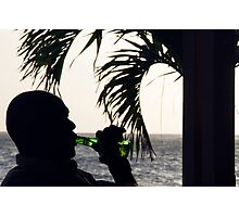 Cold One Photographic Print