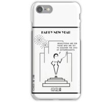 Cecelia - Happy New Year! iPhone Case/Skin