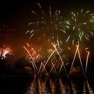 Fireworks 31 by David Freeman
