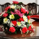Flowers in Registry Office by JoAndCoCards