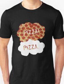 The Fault in Our Pizza Unisex T-Shirt