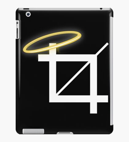 Holy Crop! iPad Case/Skin