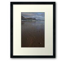 Achill Beach Framed Print