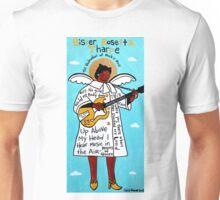 Sister Rosetta Tharpe Gospel Folk Art Unisex T-Shirt