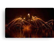 Fireworks 33 Canvas Print