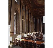 the Painted Hall, Greenwich Photographic Print