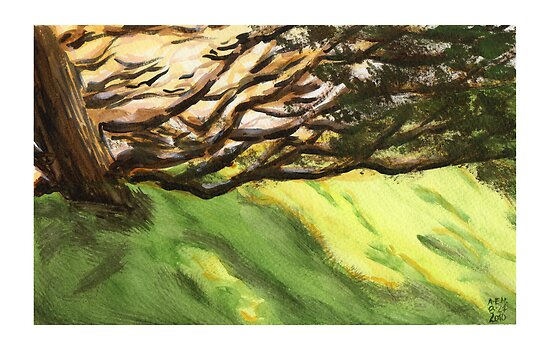A Great Tangle Of Limbs by Amy-Elyse Neer