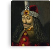 Vlad the Impaler Canvas Print