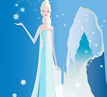 Origami - Frozen by Paulway Chew