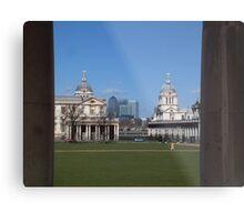 Greenwich & the City Metal Print