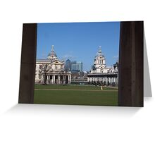 Greenwich & the City Greeting Card