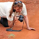HAVE YOU EVER BEEN CAUGHT IN ACTION.... Like this! by Magriet Meintjes