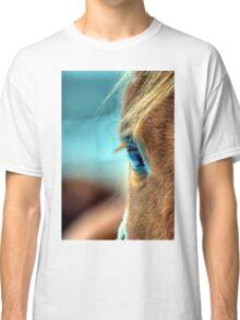 Horse Eye Classic T-Shirt