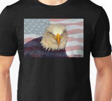 Symbol of American Freedom - The Bald Eagle Unisex T-Shirt